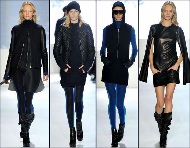 мода осень 2012 зима 2012 фото