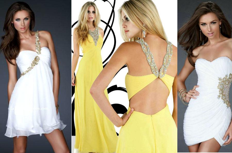 Выпускные платья 2013 полностью